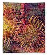 Rambutan Fleece Blanket