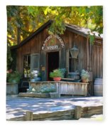 Rancho Sisquoc Winery Fleece Blanket