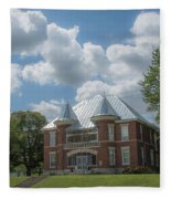 Randolph County Asylum Fleece Blanket