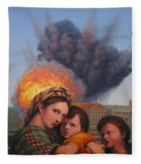 Raphael Moderne Fleece Blanket