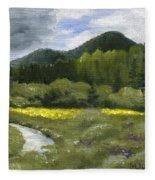 Rapid Creek Fleece Blanket