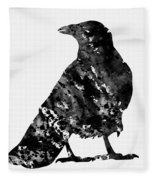 Raven Fleece Blanket