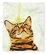 Ravi Series #1 Fleece Blanket