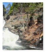 Raymondskill Falls Fleece Blanket
