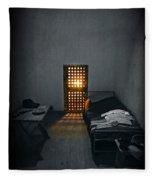 Rays Of Freedom Fleece Blanket