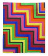 Razzmatazz Fleece Blanket