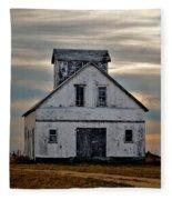 Re-purposed Grainery Fleece Blanket
