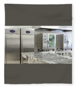 Real Estate Inspections Fleece Blanket