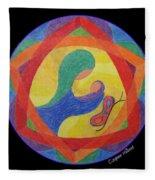 Rebirth Fleece Blanket