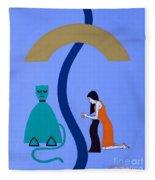 Reconciliation 2 Fleece Blanket