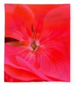 Red Hot Fleece Blanket