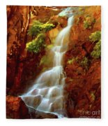 Red River Falls Fleece Blanket