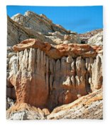 Red Rock Canyon Fleece Blanket