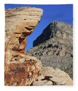 Red Rock Canyon Nv 2 Fleece Blanket