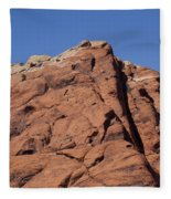 Red Rocks Fleece Blanket