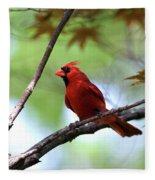 Red Sentry Fleece Blanket
