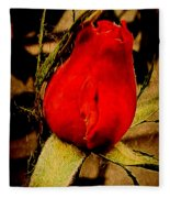 Redrose Fleece Blanket