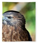 Redtail Fleece Blanket