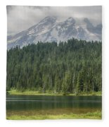 Reflection Lake Fleece Blanket