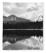 Reflection Lake Fleece Blanket