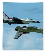 Reflection Pass Fleece Blanket