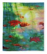Reflection Relaxing Fleece Blanket