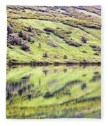 Reflections Alaska  Fleece Blanket