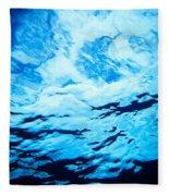 Reflections And Shadows Fleece Blanket