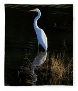 Reflections Of Beauty Fleece Blanket