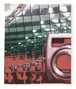 Reflections Of Photography Fleece Blanket