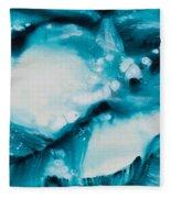 Reflections Of The Universe No. 2068 Fleece Blanket