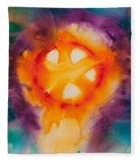 Reflections Of The Universe No. 2074 Fleece Blanket