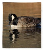 Reflective Moments Fleece Blanket