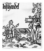 Reformation: Indulgences Fleece Blanket