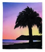 Refugio Point 1 Fleece Blanket
