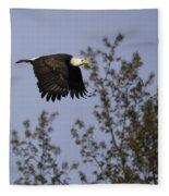 Regal Eagle Fleece Blanket