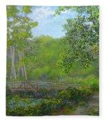 Reinsteinwoods Park Fleece Blanket