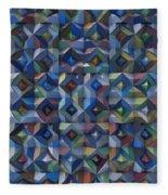 Relief M3 Corrugated Metal Fleece Blanket