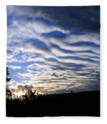 Remarkable Sky Fleece Blanket