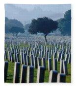 Remembering Walt Bem Fleece Blanket