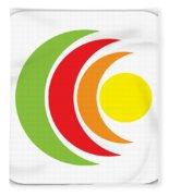 Remix - App Icon Fleece Blanket