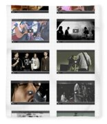 Remix - Videos  Page Fleece Blanket