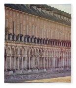 Renaissance Arches Aranjuez Spain Fleece Blanket