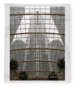 Rencen From Within Fleece Blanket