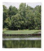 Renditions Golf - 13th Fleece Blanket