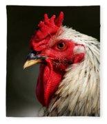 Renegade Rooster Fleece Blanket
