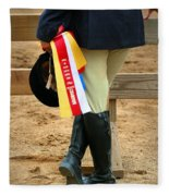 Reserve Champion Fleece Blanket
