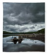 Reservoir Logs Fleece Blanket