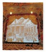 Residenz Theatre 1 Fleece Blanket