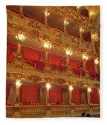 Residenz Theatre 2 Fleece Blanket